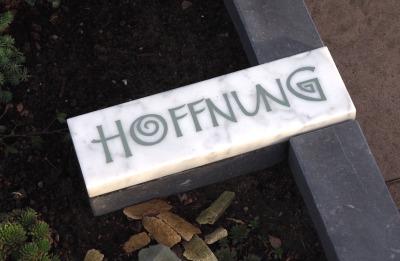 Grabstein Grabmal Olfen Haltern Marmor